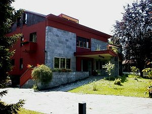 villa in via lonate, turbigo